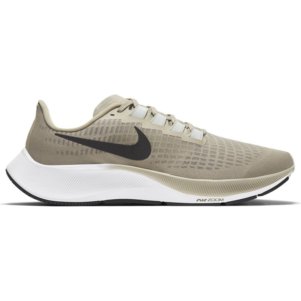 Nike Scarpe Running Air Zoom Pegasus 37 Ricondizionato EU 47 Stone / Black / Light Army / Off Noir