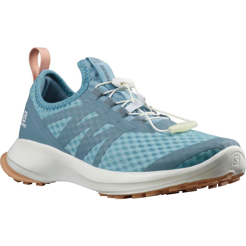 Salomon Zapatillas Trail Running Sense Flow 2 Delphinium Blue / White / Sirocco
