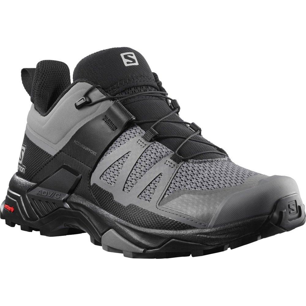 Salomon Chaussures Randonnée X Ultra 4 EU 47 1/3 Quiet Shade / Black / Quiet Shade