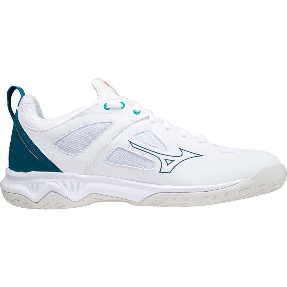 Mizuno Chaussures Ghost Shadow EU 42 White / Ceramic / Legion Blue