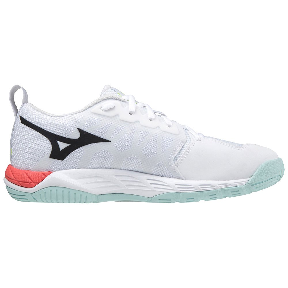 Mizuno Chaussures Wave Supersonic 2 EU 38 White / Black / Clearwater
