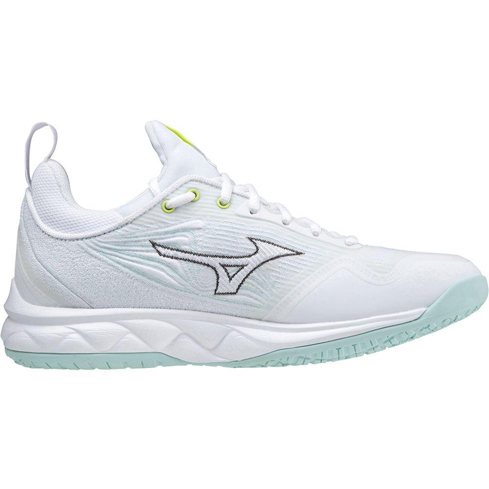 Mizuno Chaussures Wave Luminous 2 EU 37 White / Obsidian / Cayenne