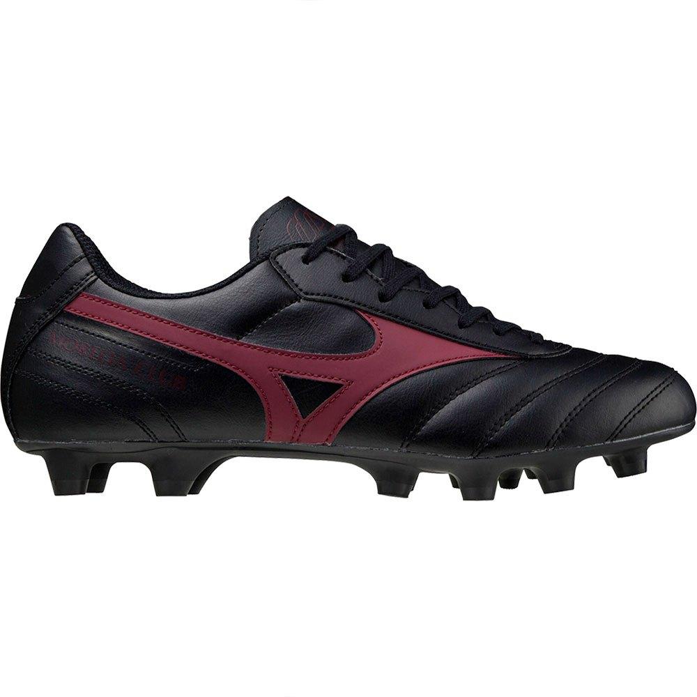 Mizuno Chaussures Football Morelia Ii Club Md EU 44 Black / Tawny Port / Black