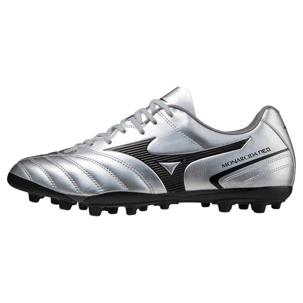 Mizuno Chaussures Football Monarcida Ii Select Ag EU 40 1/2 Silver / Black