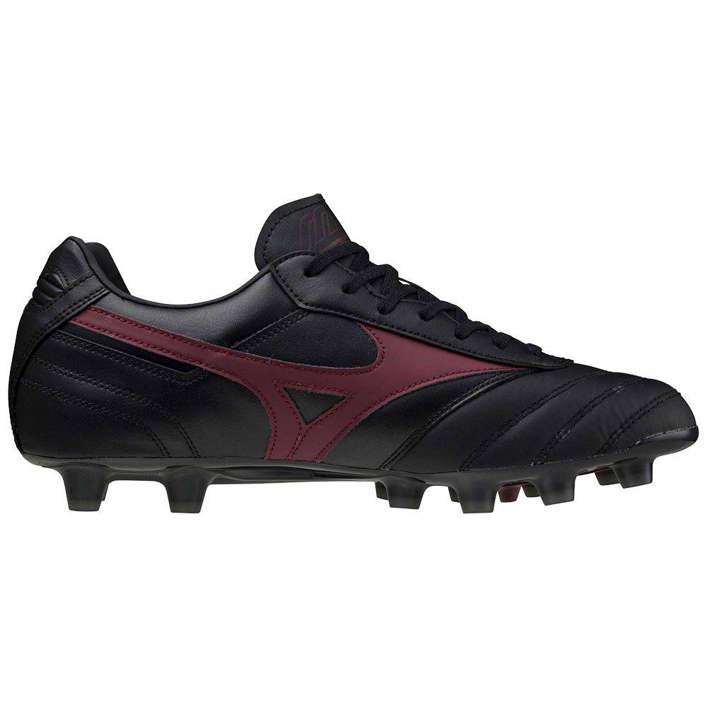Mizuno Chaussures Football Morelia Ii Pro Md EU 42 Black / Tawny Port / Black