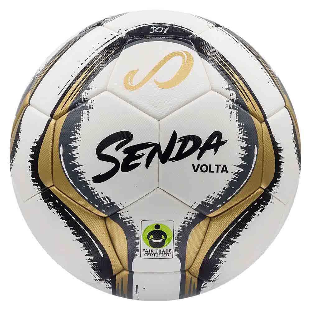 Senda Balle Volta Professional 5 White / Gold / Grey / Black