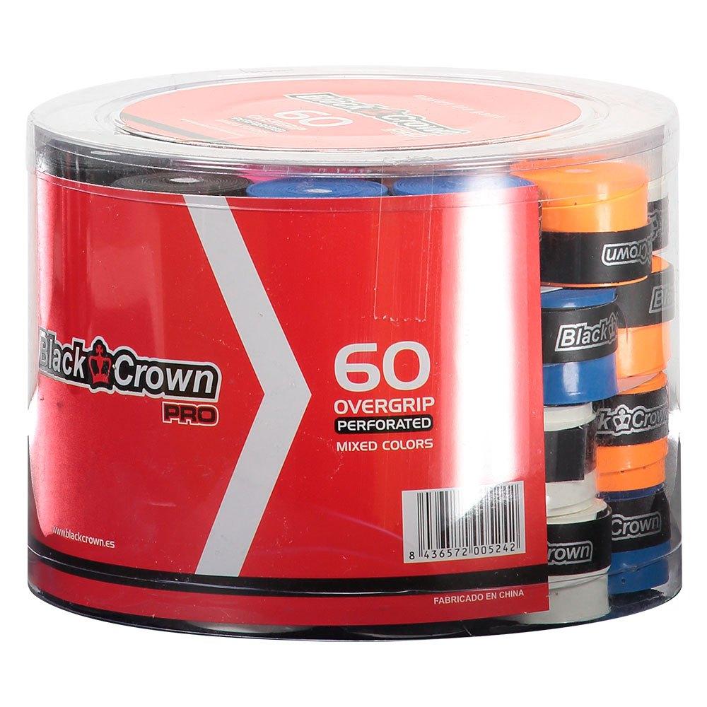 Black Crown Grip 60 Unités One Size Multicolor