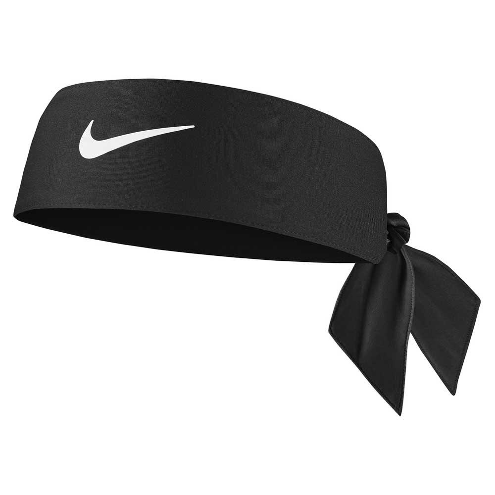 Nike Accessories Bandeau Dri Fit Tie 4.0 One Size Black / White