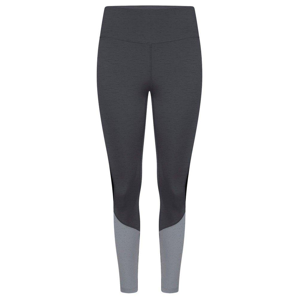 Dare2b Legging Upgraded 10 Ebony Grey / Black / Aluminium Grey