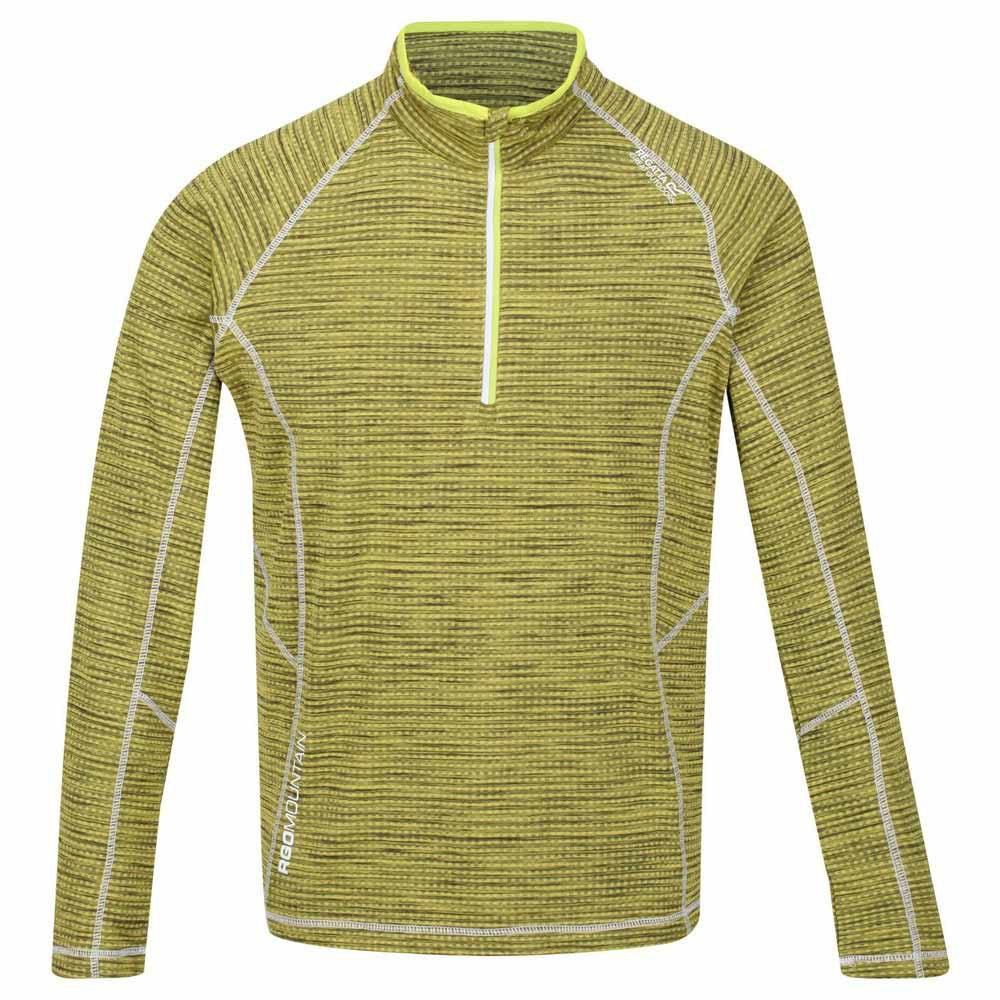Regatta T-shirt Manche Longue Yonder 5XL Dark Tang
