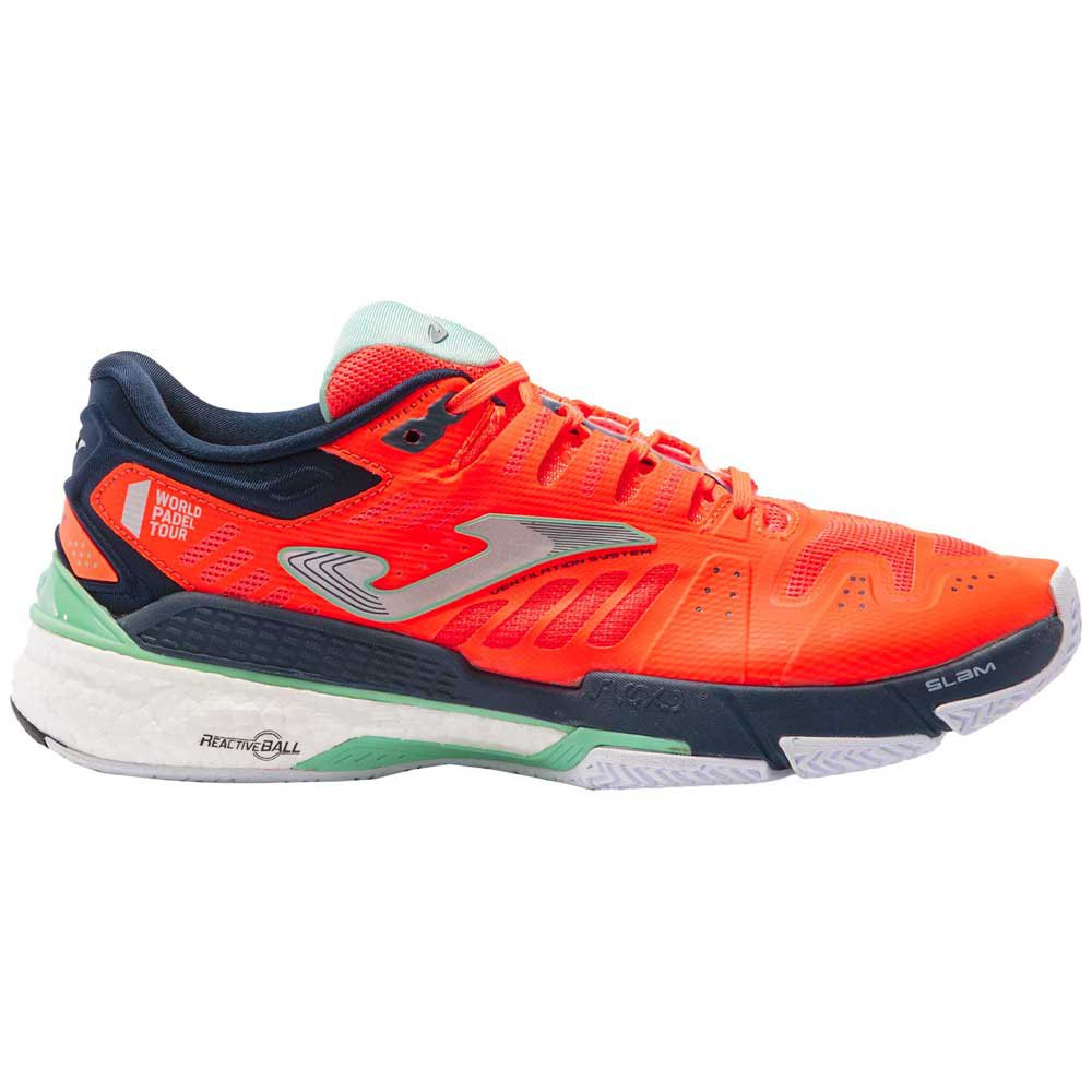Joma Chaussures Slam EU 40 Orange