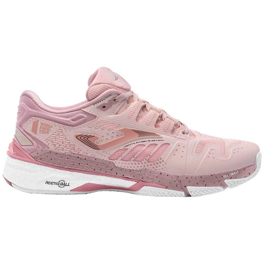 Joma Chaussures Slam EU 38 Pink