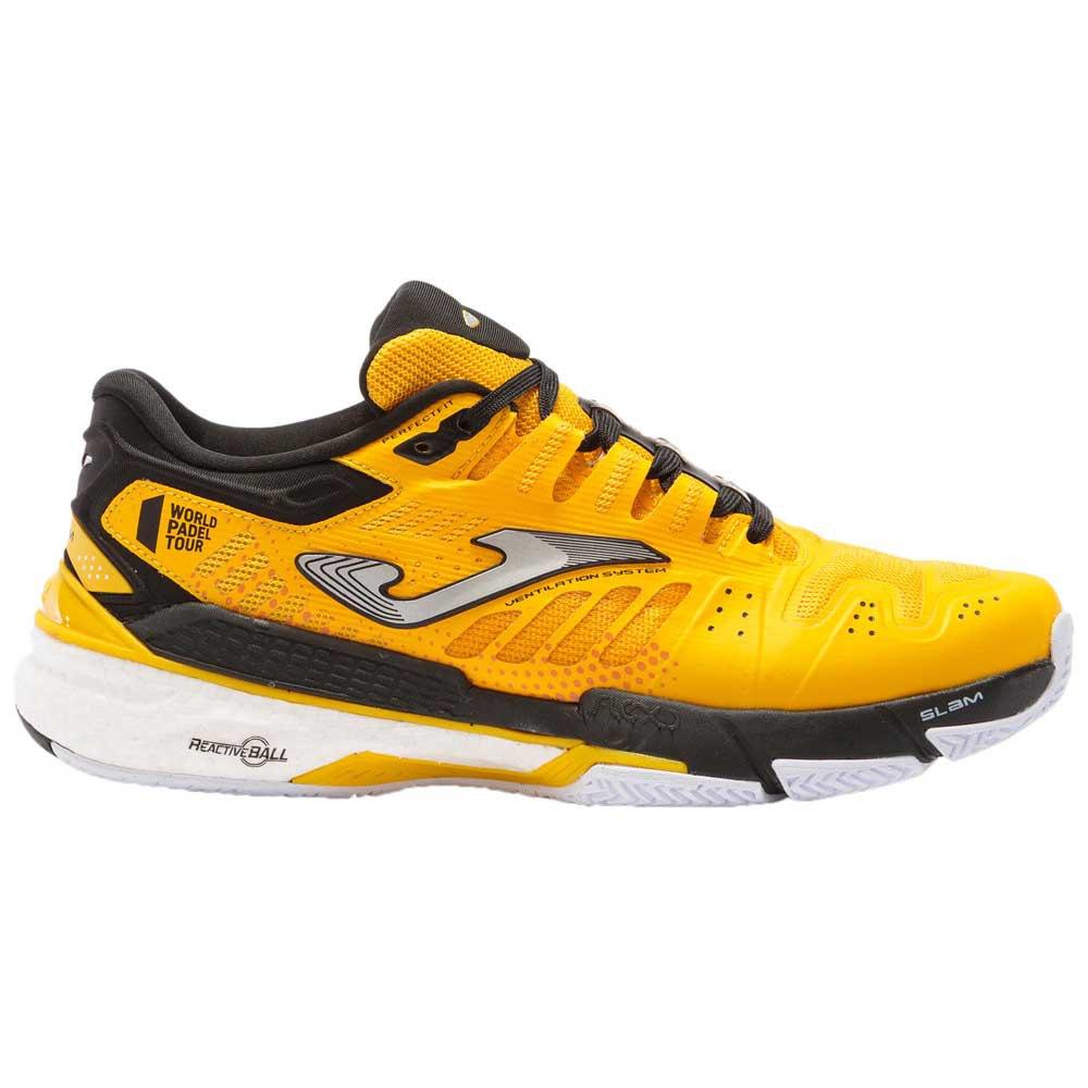 Joma Chaussures Slam EU 41 Yellow / Black