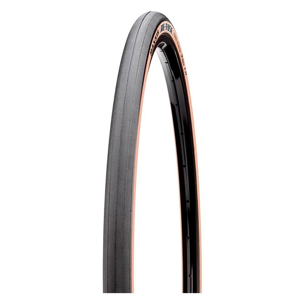 Maxxis Copertone Gravel Pieghevole Re-fuse Maxxshield/tr/tanwall 60 Tpi Tubeless 650 x 47B Black / Brown
