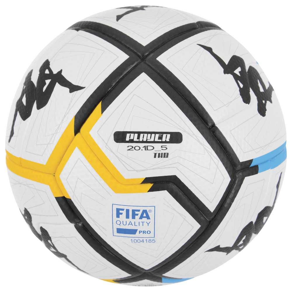 Kappa Ballon Football Player 20.1d Thb Fifa Q Pro 5 Blue Marine / Pink