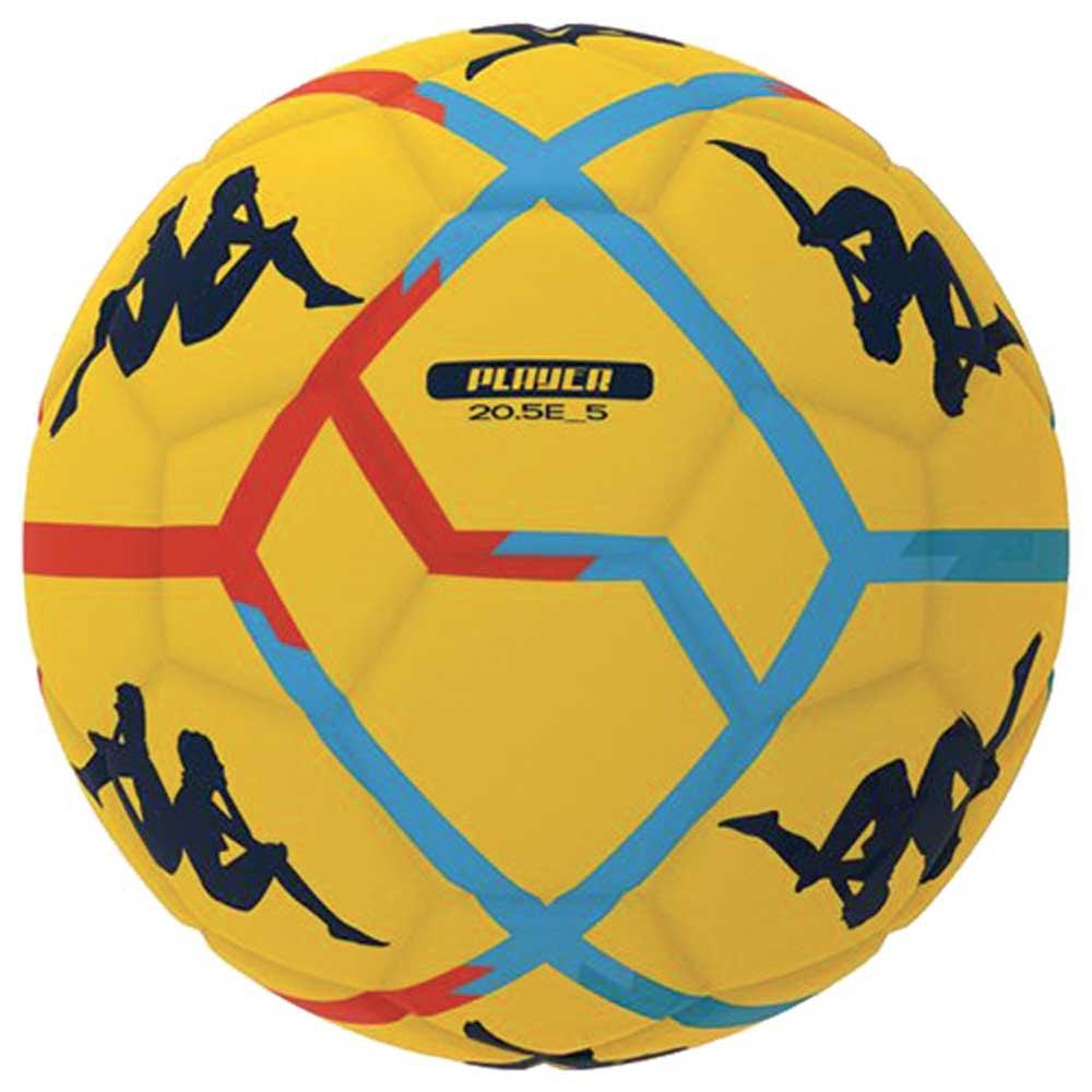 Kappa Ballon Football Player 20.5e 4 White / Green Africa / Brown Camel
