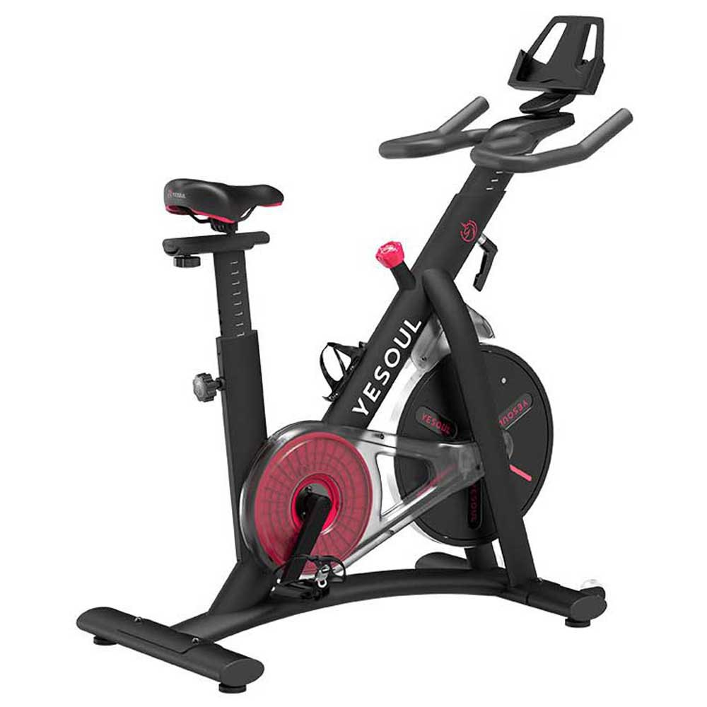 Yesoul Vélo Indoor S3 One Size Black / Grey / Red