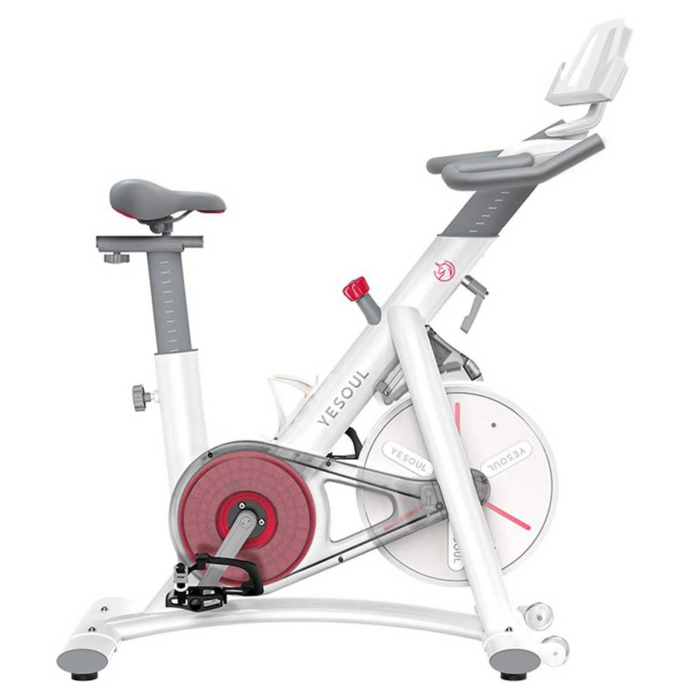 Yesoul Vélo Indoor S3 One Size White / Grey / Red
