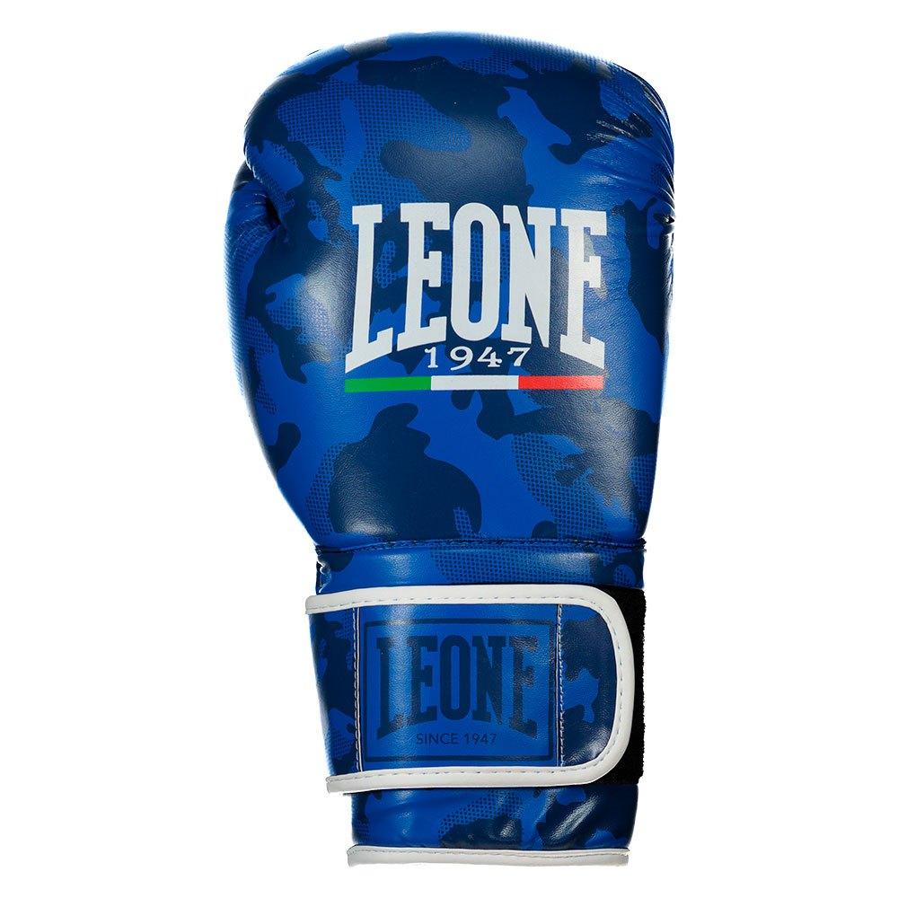 Leone1947 Gants Boxe Ita 16 OZ Blue
