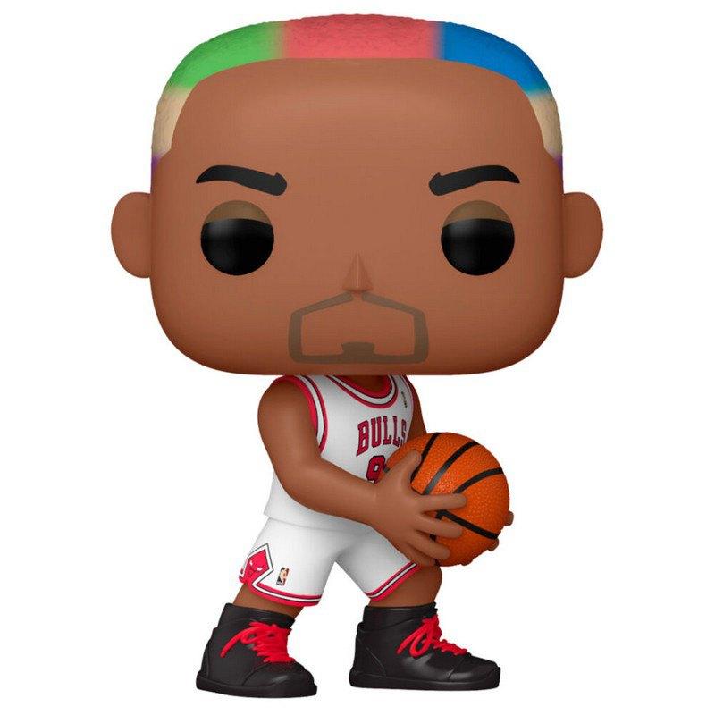 Funko Chiffre Nba Legends Dennis Rodman Bulls Home One Size Multicolor