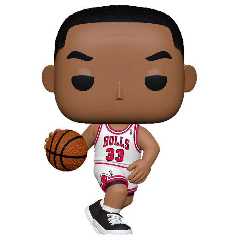 Funko Chiffre Nba Legends Scottie Pippen Bulls Home One Size Multicolor