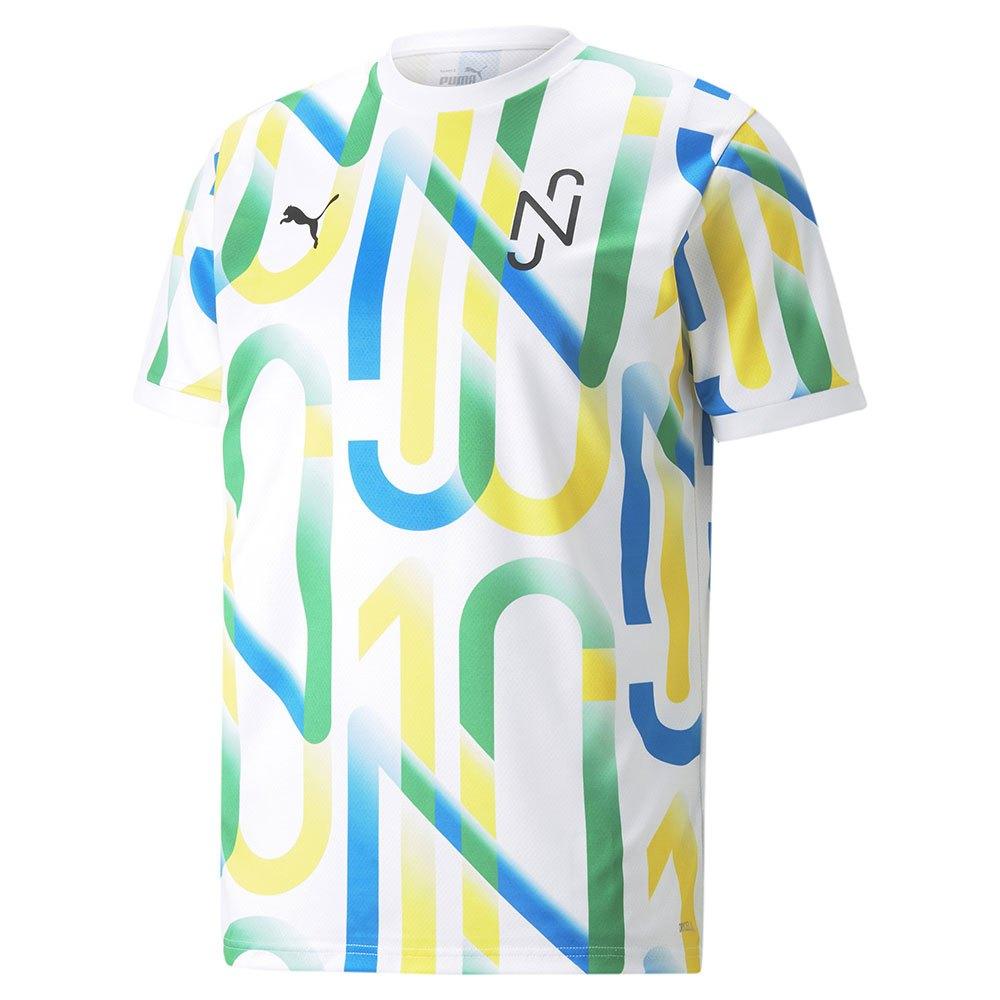 Puma T-shirt Neymar Jr Copa Graphic S Puma White