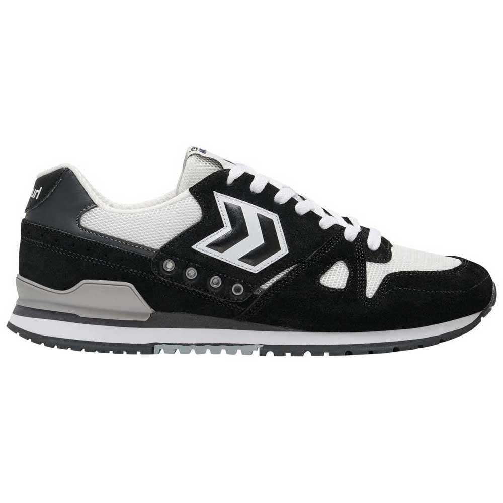 Hummel Chaussures Marathona Suede EU 39 Black