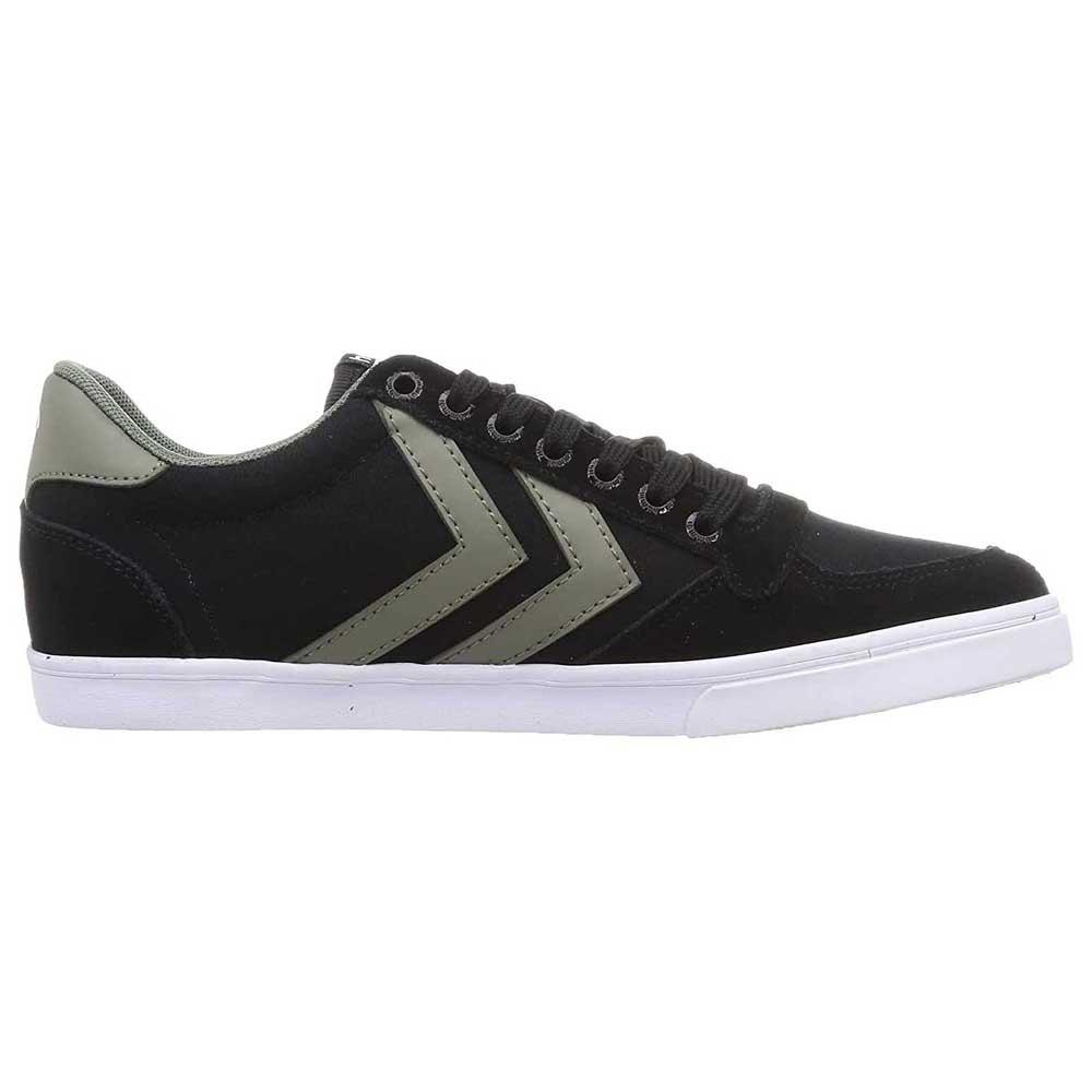 Hummel Chaussures Slimmer Stadil Low EU 36 Black