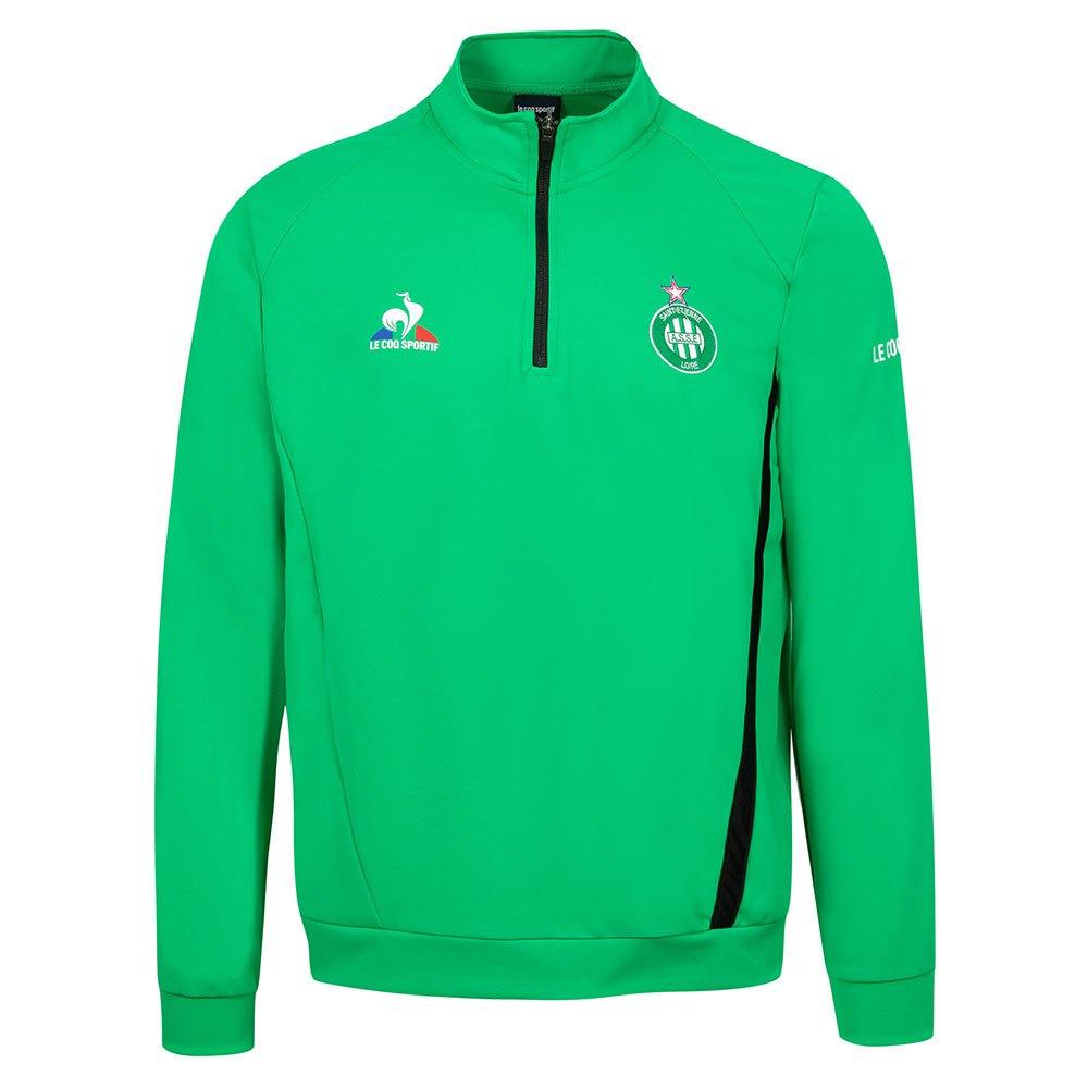 Le Coq Sportif Sweatshirt As Saint Etienne Training L St Etienne