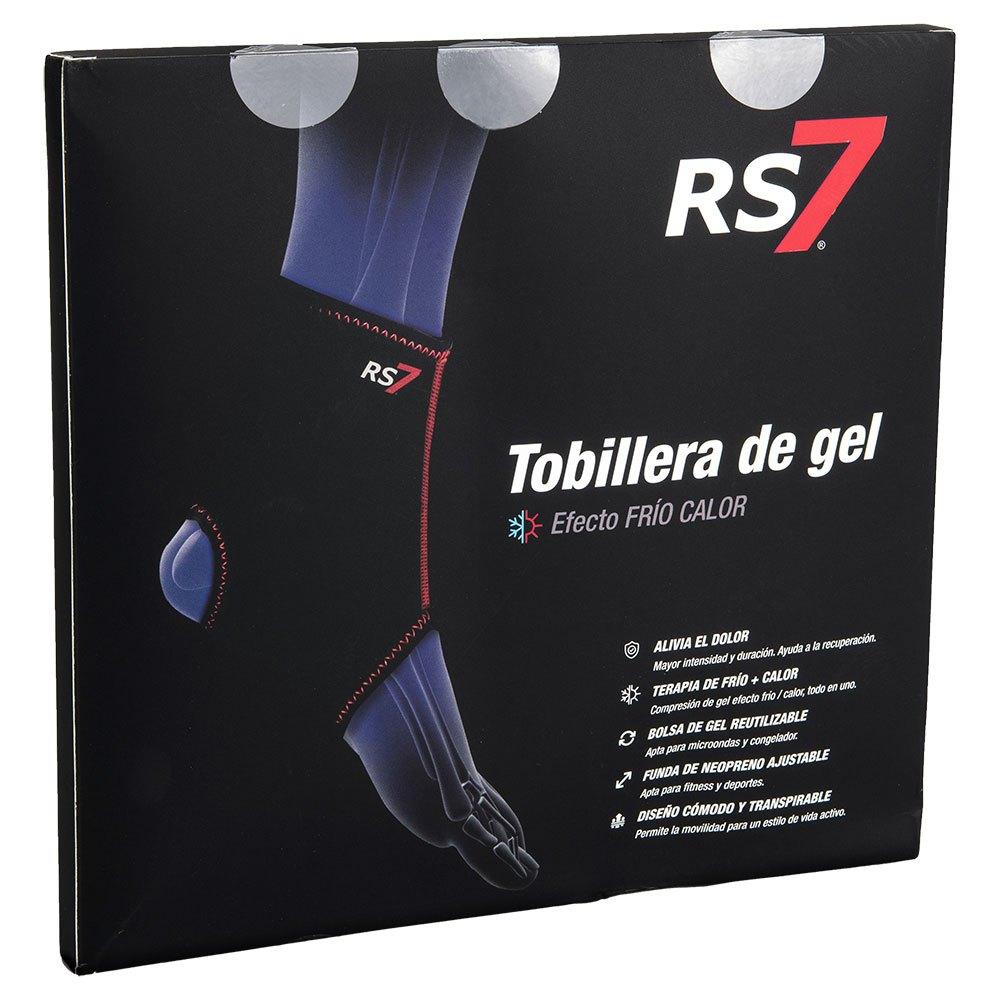 Rs7 Paquet De Gel Cheville En Néoprène One Size Black