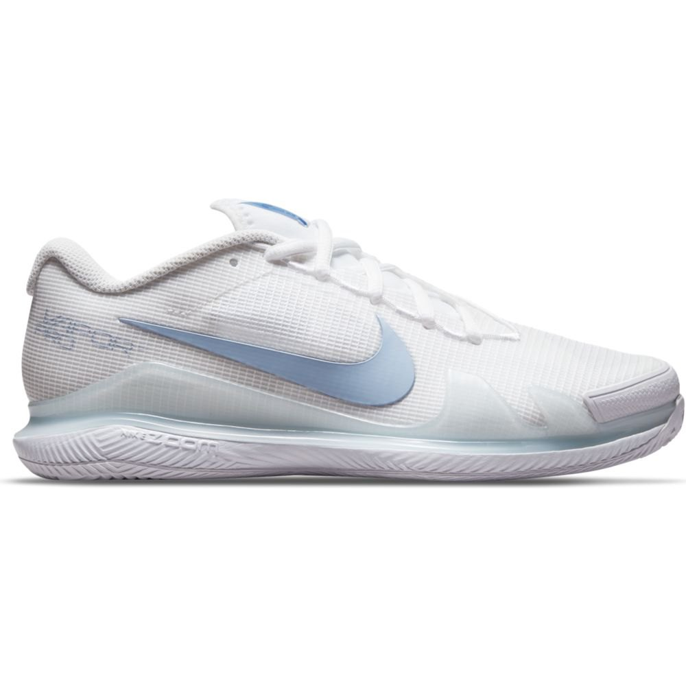 Nike Chaussures Court Air Zoom Vapor Pro Clay EU 35 1/2 White / Aluminum