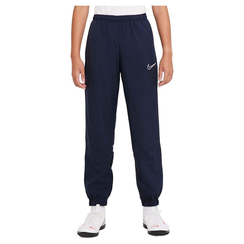 Nike Pantalons Dri Fit Academy Woven S Obsidian / White / White / White