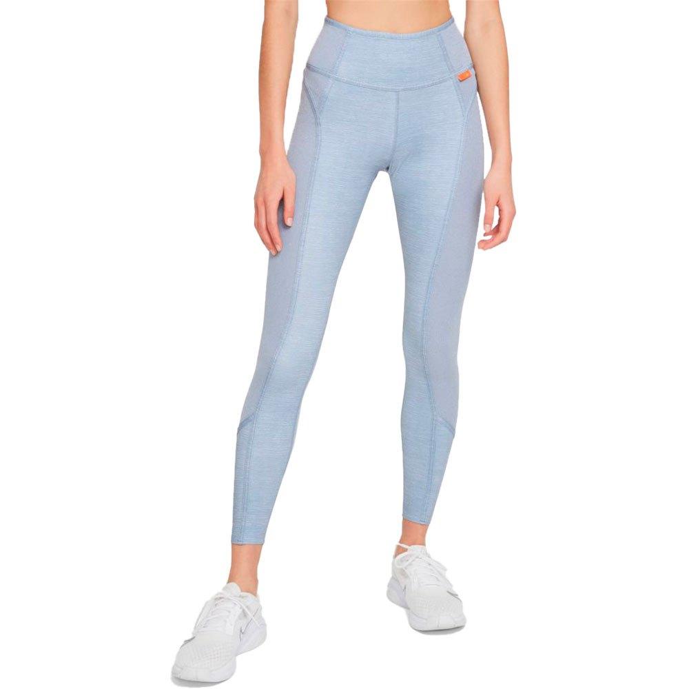 Nike Legging Dri Fit One Luxe S Ashen Slate / Htr