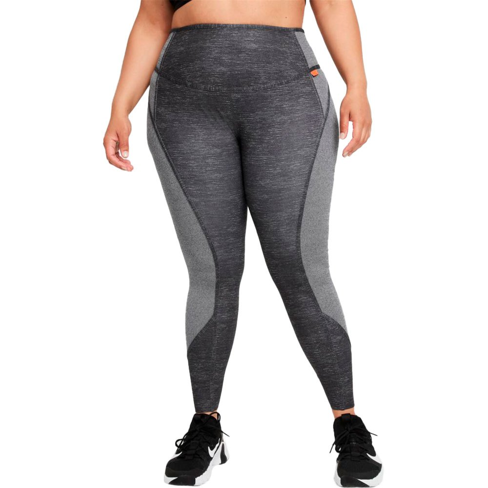 Nike Legging Dri Fit One Luxe XS Black / Htr
