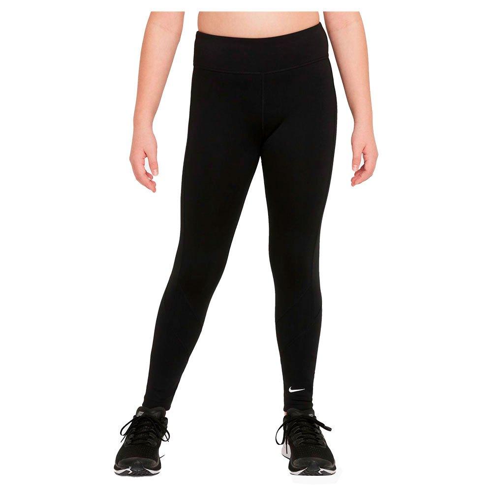 Nike Legging Dri Fit One XS Black / Black / Black / White