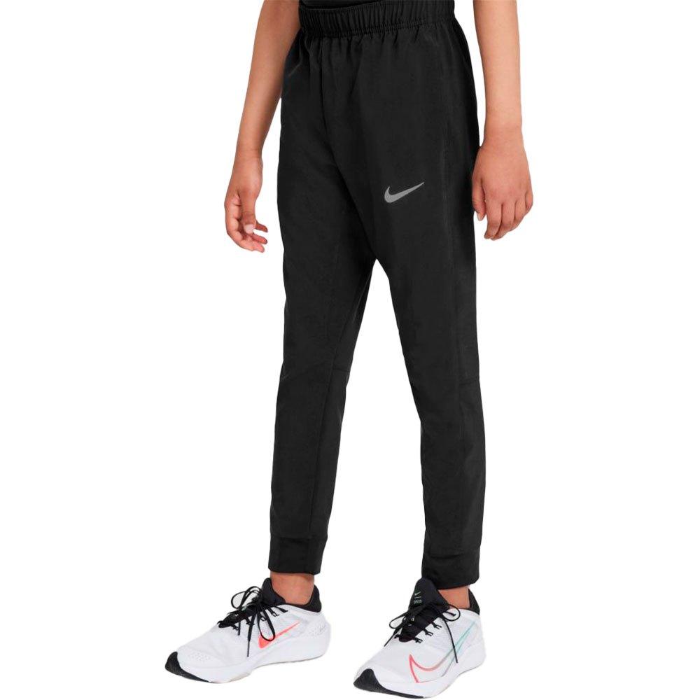 Nike Pantalons Dri Fit Woven XS Black