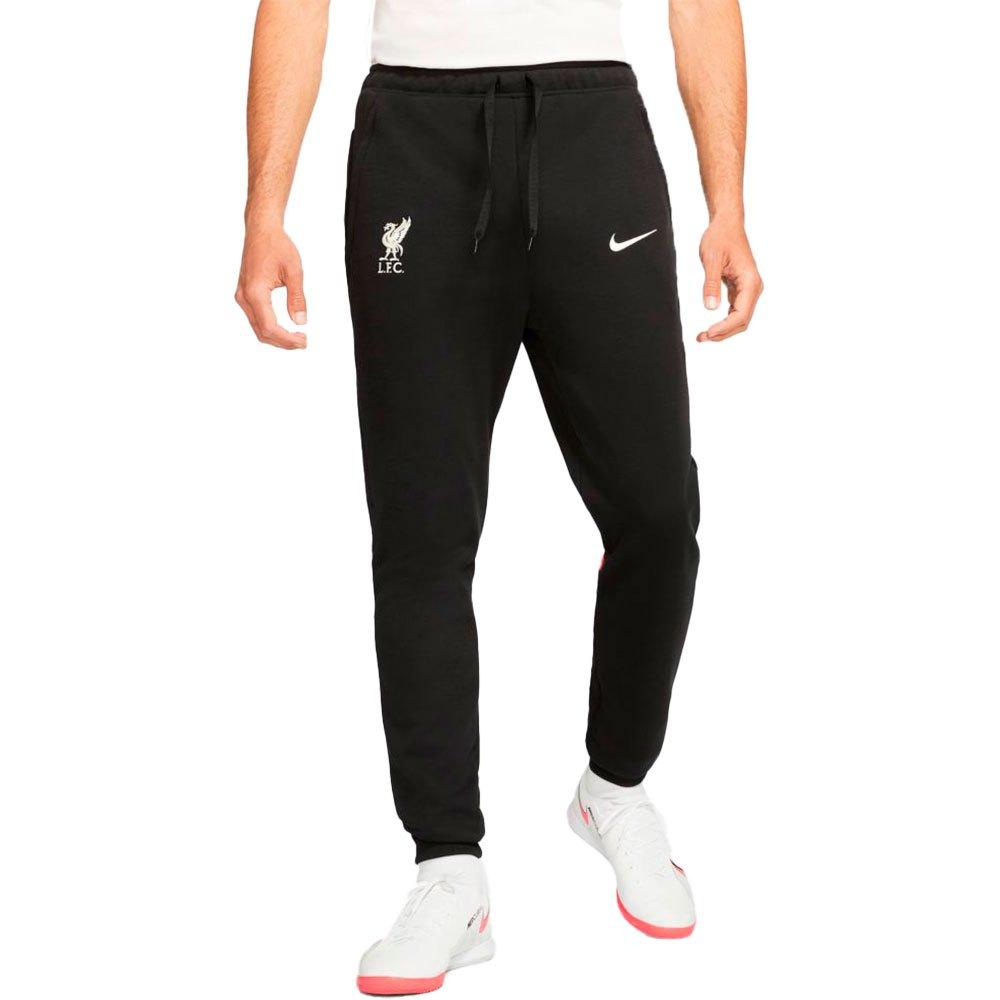 Nike Pantalons Liverpool Fc Voyage 21/22 M Black / Fossil