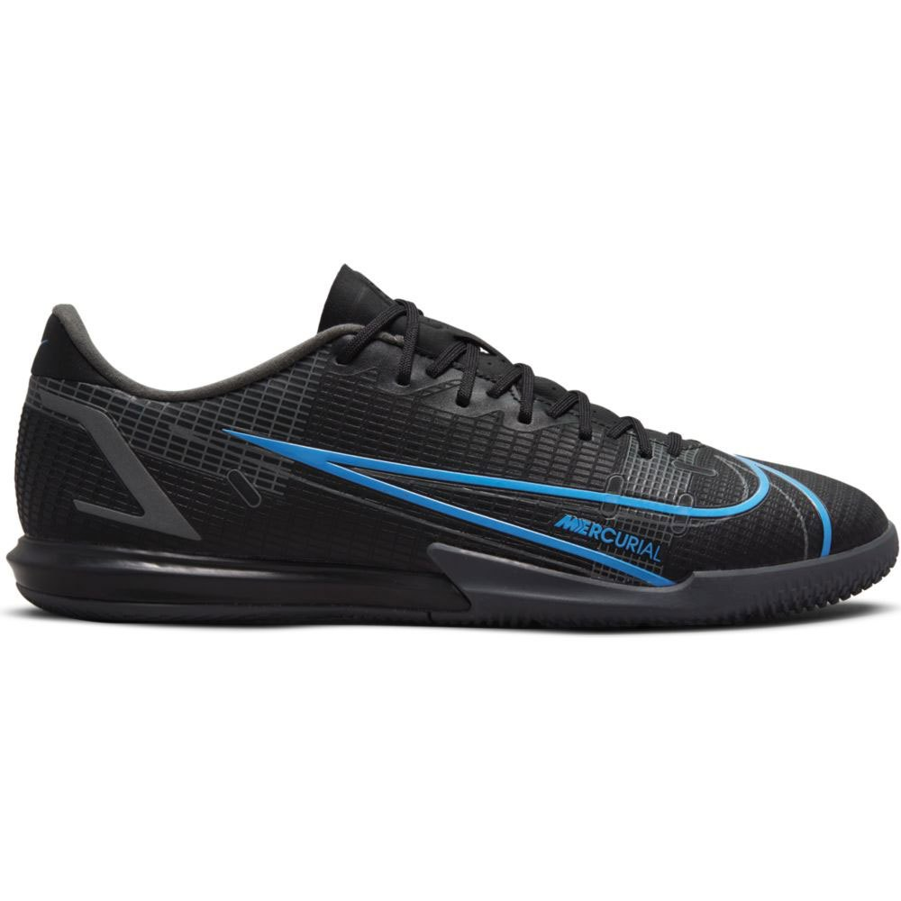 Nike Chaussures Football Mercurial Vapor Xiv Academy Ic EU 40 Black / Black-Iron Grey