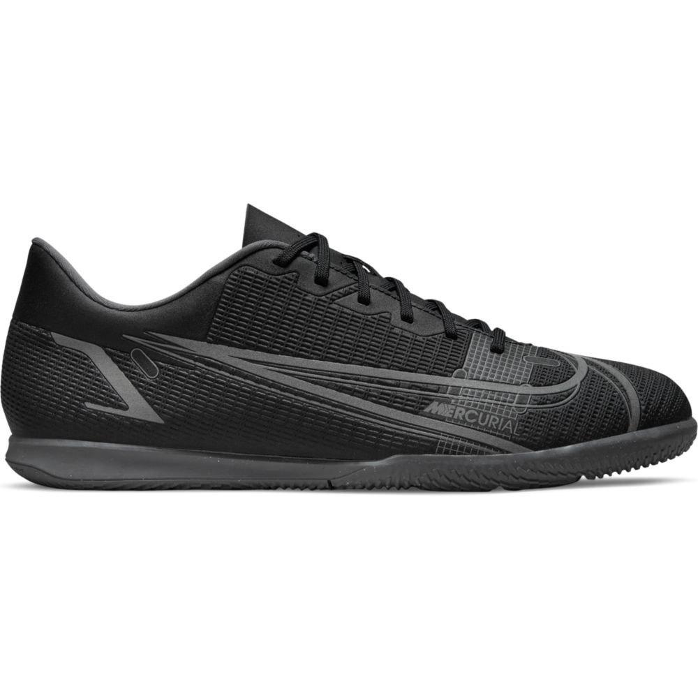 Nike Chaussures Football Mercurial Vapor Xiv Club Ic EU 42 1/2 Black / Black-Iron Grey