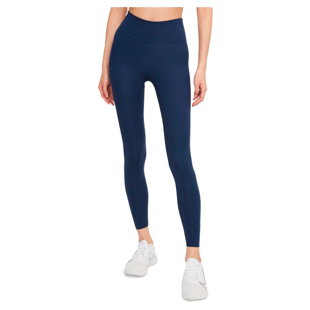Nike Legging One Luxe L Midnight Navy / Clear