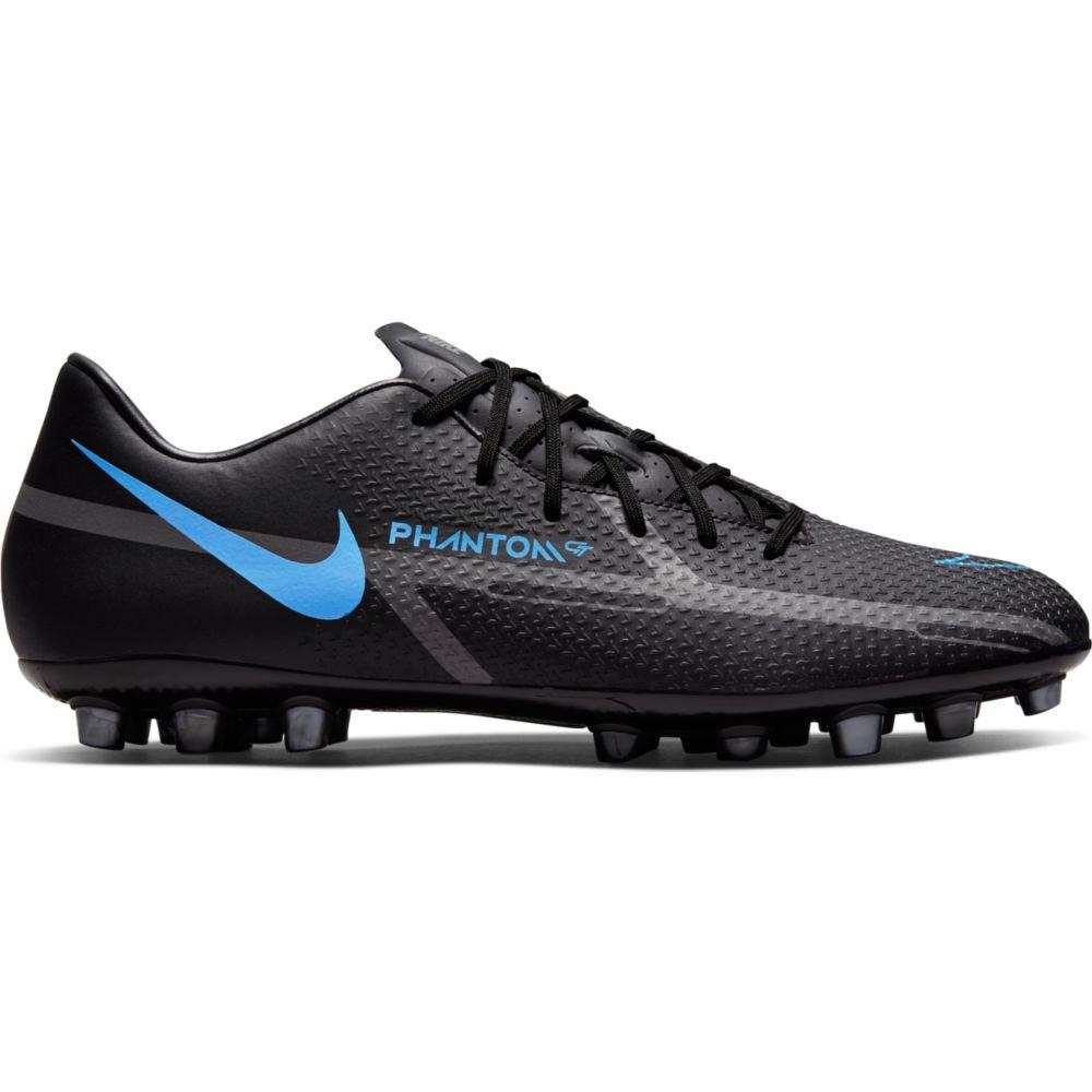 Nike Chaussures Football Phantom Gt2 Academy Ag EU 42 Black / Black-Iron Grey