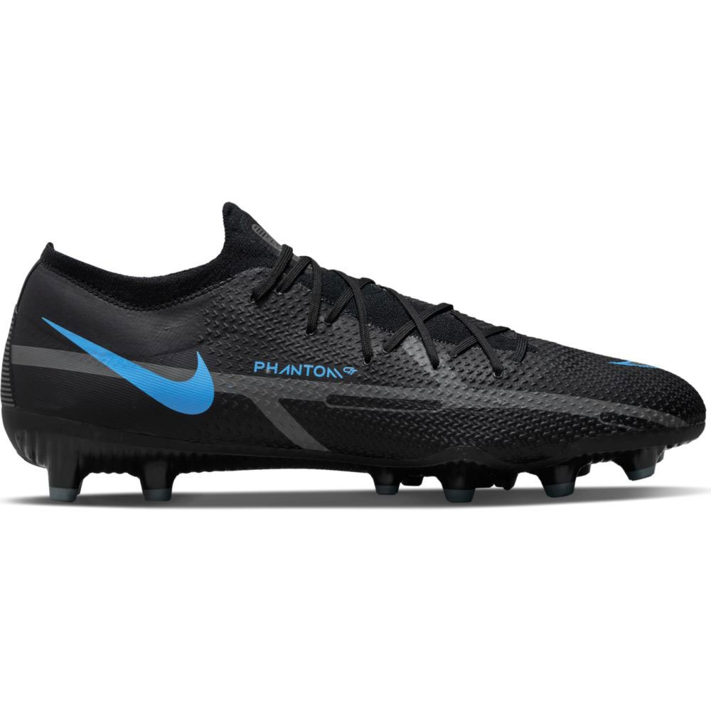 Nike Chaussures Football Phantom Gt2 Pro Ag EU 40 Black / Black-Iron Grey