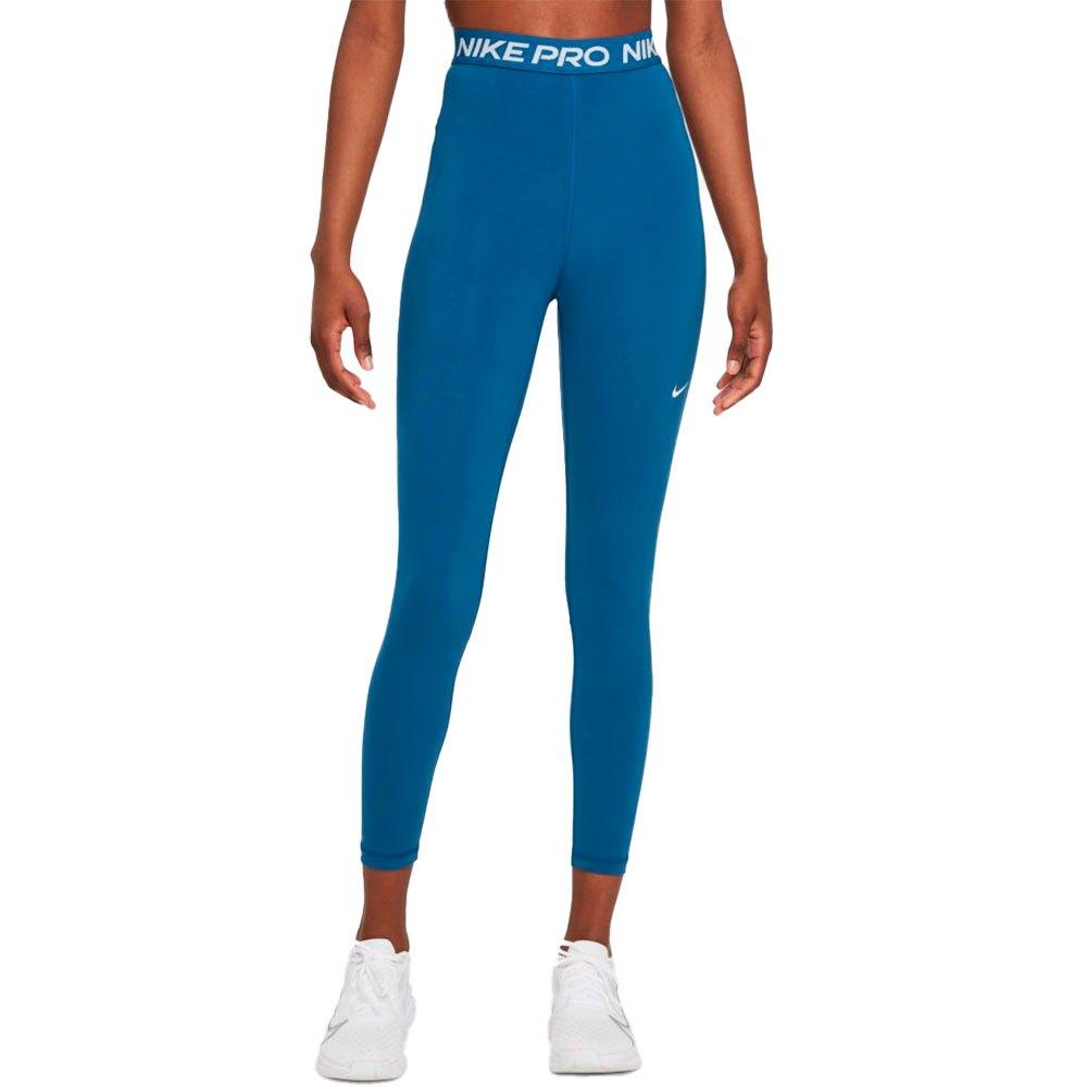Nike Legging Pro 365 7/8 S Court Blue / White