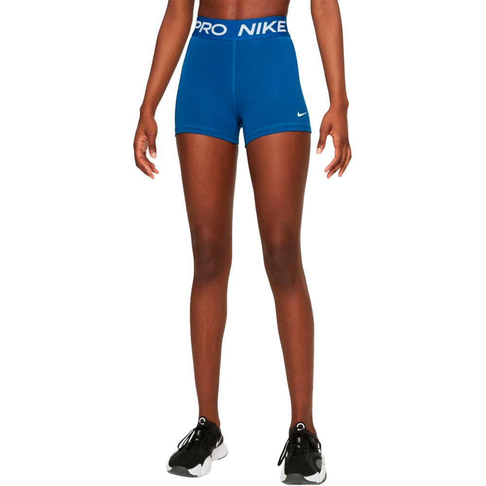 Nike Pantalons Courts Pro 3´´ S Court Blue / White