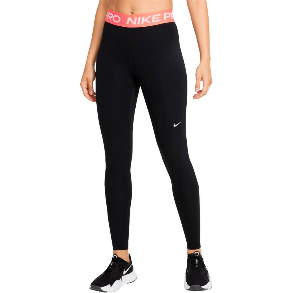 Nike Legging Pro L Black / Magic Ember / White