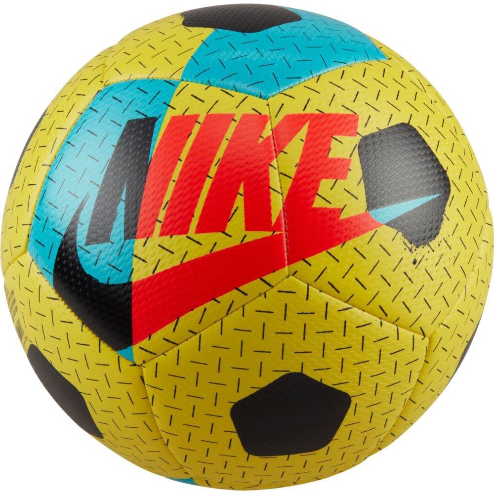 Nike Ballon Football Street Akka Pro Yellow Strike / Black / Bright Crimson
