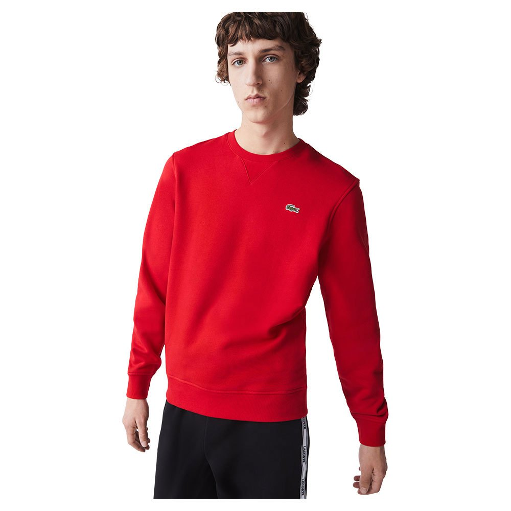 Lacoste Sweatshirt Sport Blend XS Red / Red