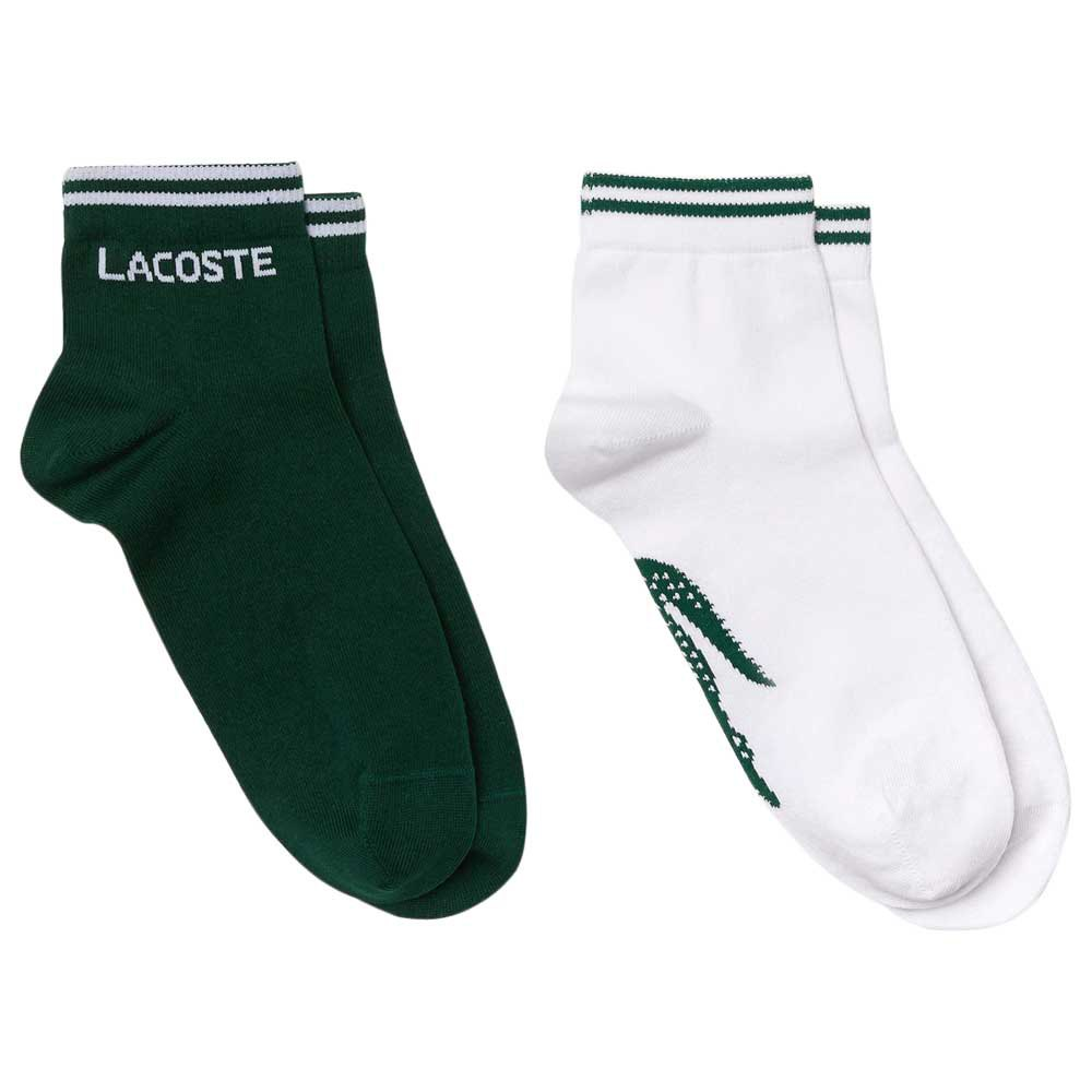 Lacoste Chaussettes Sport Ra2104 M Swing / White