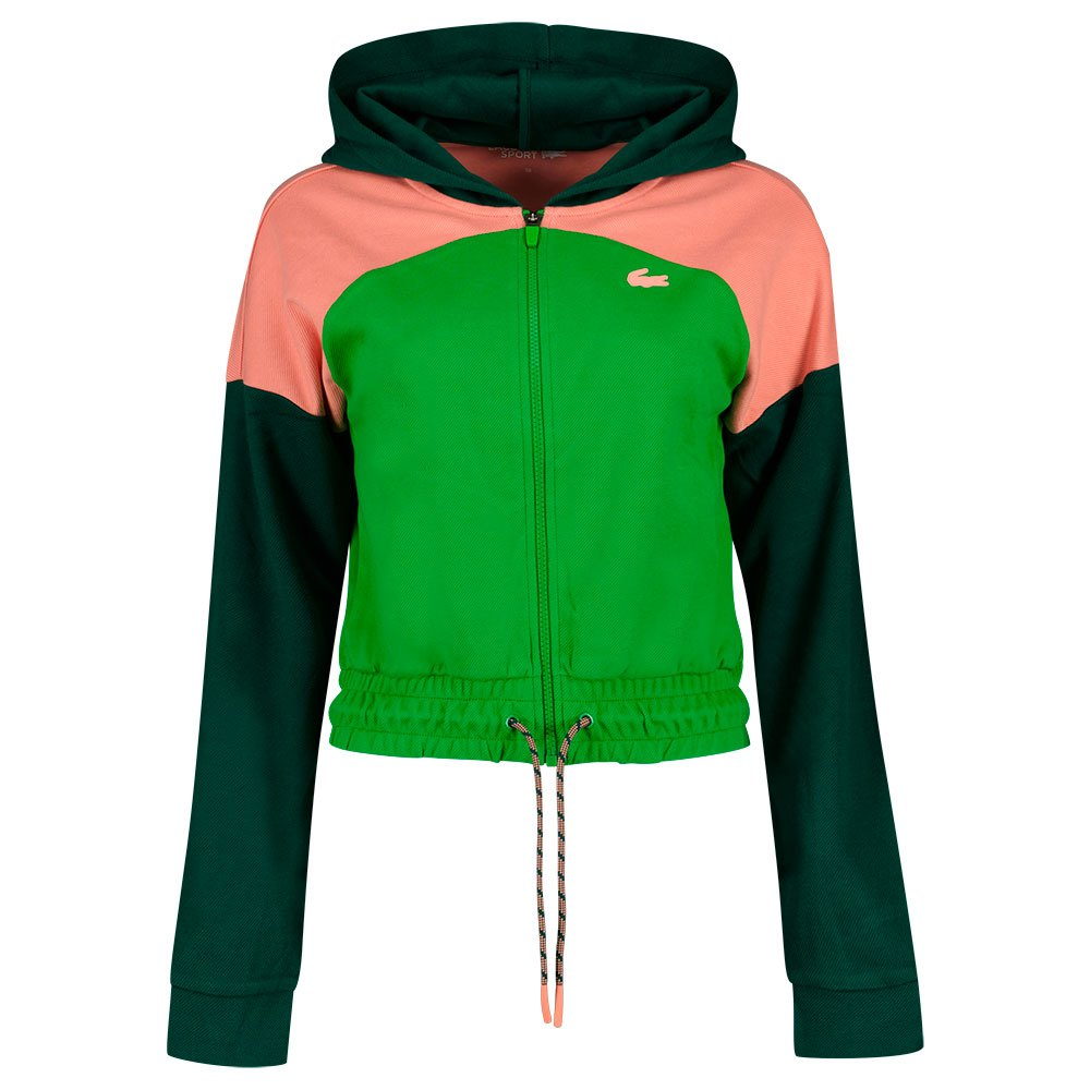Lacoste Sweatshirt Sport Sf7347 36 Swing / Elfe-Malachite