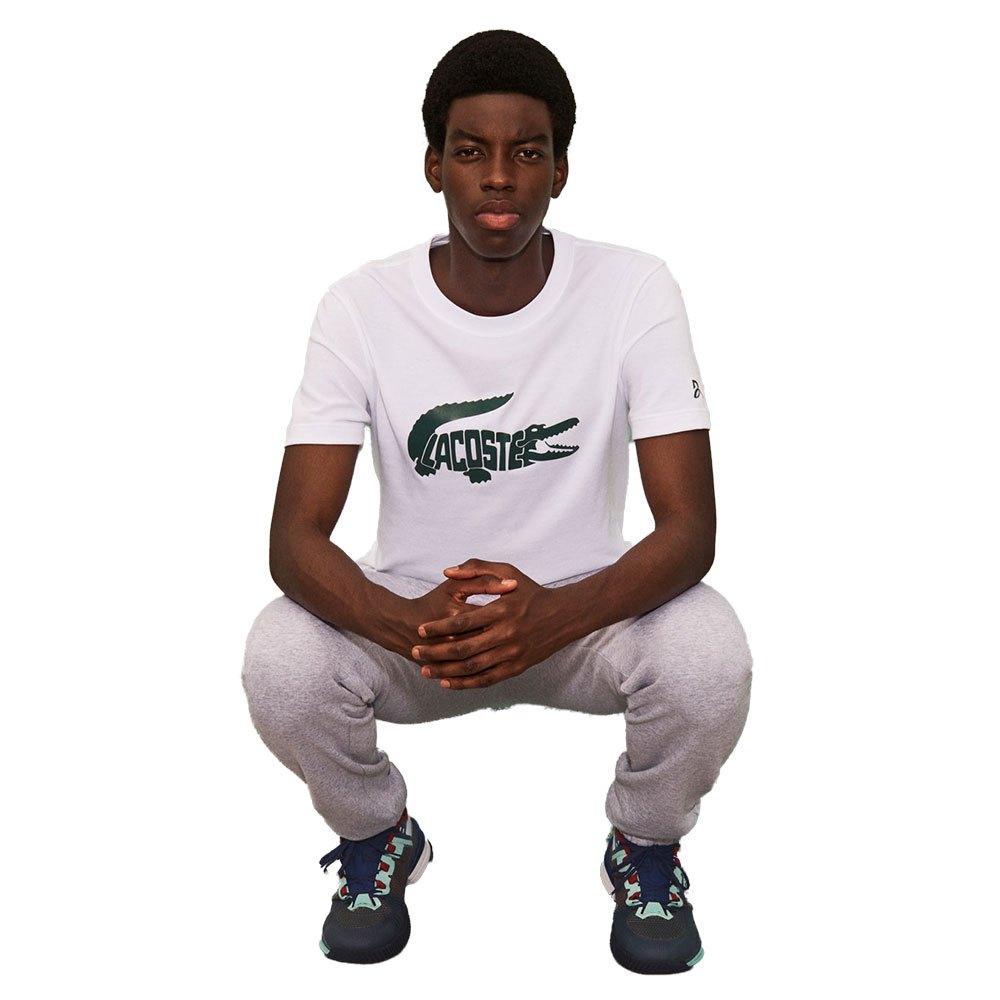 Lacoste T-shirt Garçon Sport Th6907 XS White / Swing
